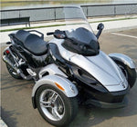 "NEW 2008-2017 Can Am Spyder RS 21"" Clear WIndshield Custom made in USA"