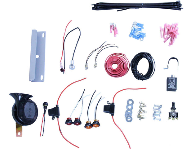 Universal Street Legal Kit for ATVs, UTVs, & Golf Carts