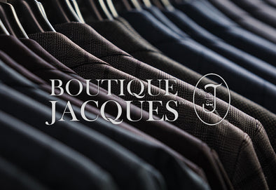 Welcome to the new Boutique Jacques!