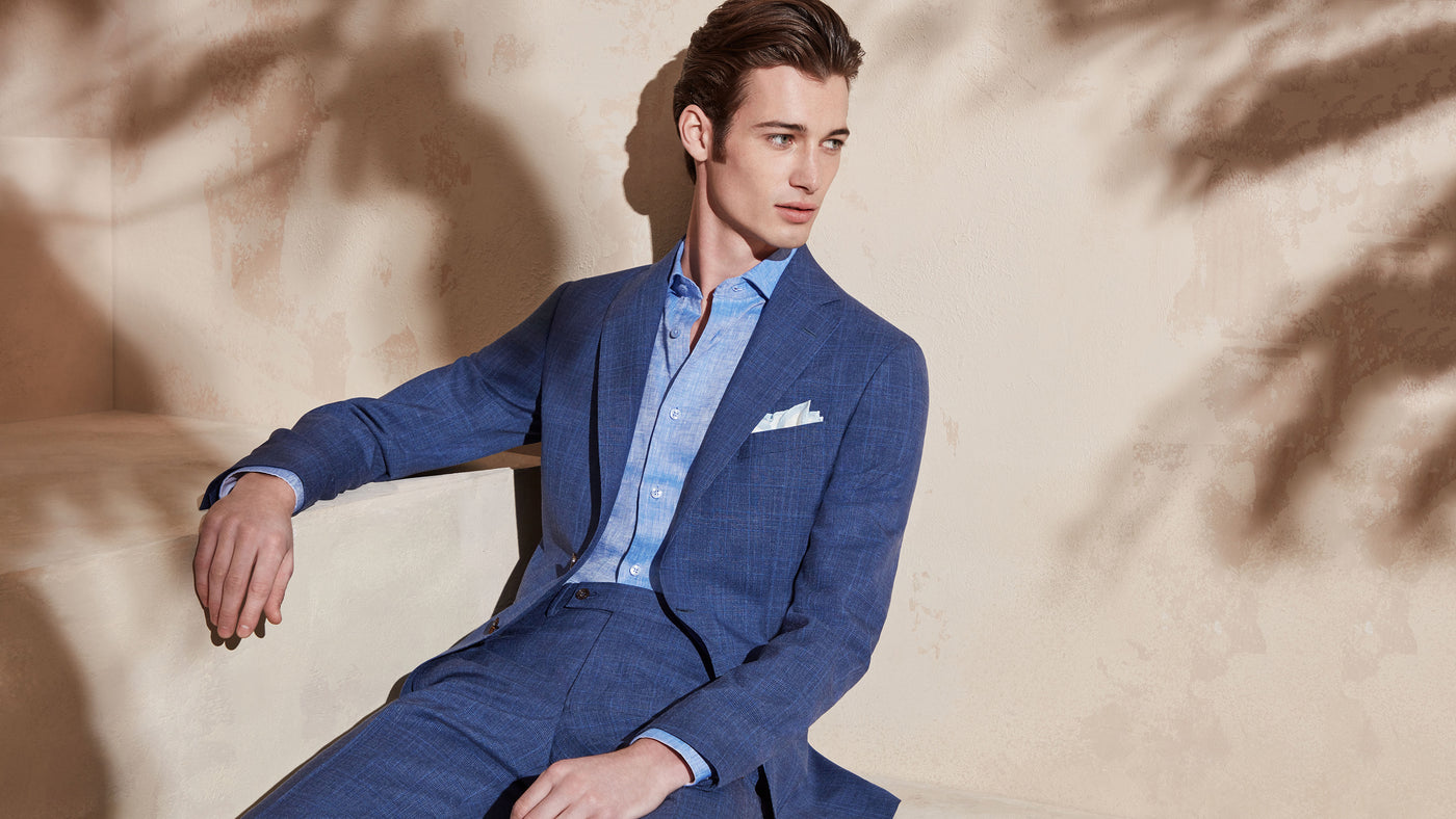 8a4153ee5c Boutique Jacques has assembled an extensive collection of suits from some  of the top brands. With something in every price category