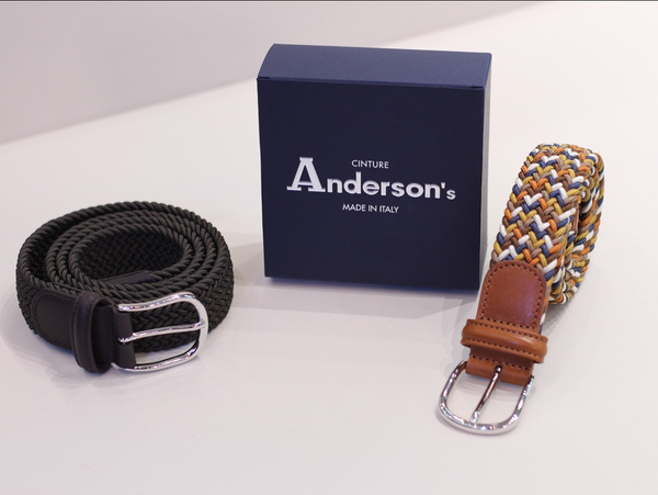 ANDERSONS ITALY BOUTIQUE JACQUES
