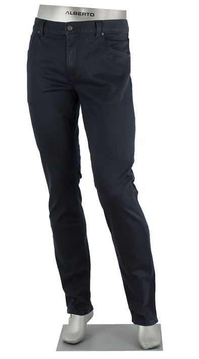 Dark Indigo Slim T400 SuperFit Dual FX Denim Slim Fit