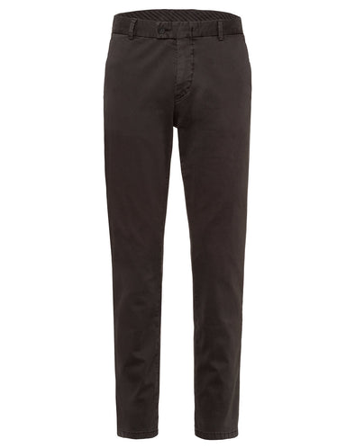 Charcoal Modern Fit Stretch Chino