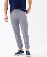 """Claude"" • Tungsten Grey • Stretch 5-Pocket • Straight Leg •"