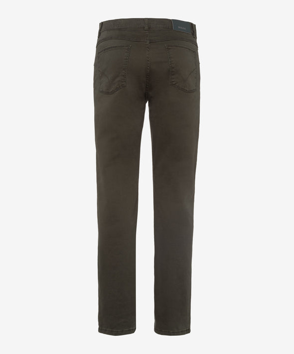 Brax - Tanne Cooper Fancy Marathon Stretch Cotton Trousers