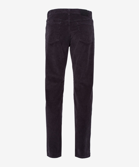 Graphite Corduroy High Flex Stretch Modern Fit Trousers - Brax
