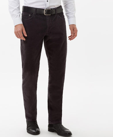 Graphite Corduroy High Flex Stretch Modern Fit Chinos