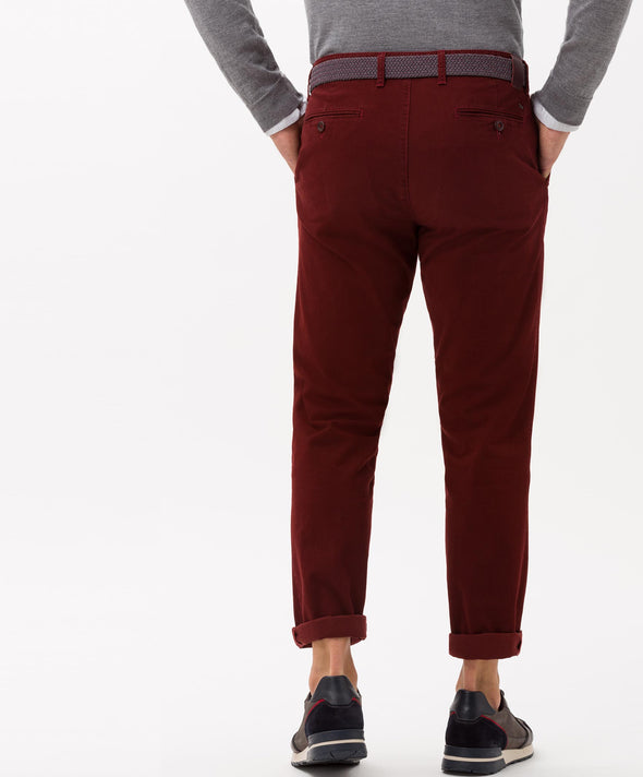 Port Felix Slim Fit Cotton Chinos