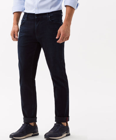 Brax - Dark Blue Chuck Hi-FLEX Modern Fit Jeans