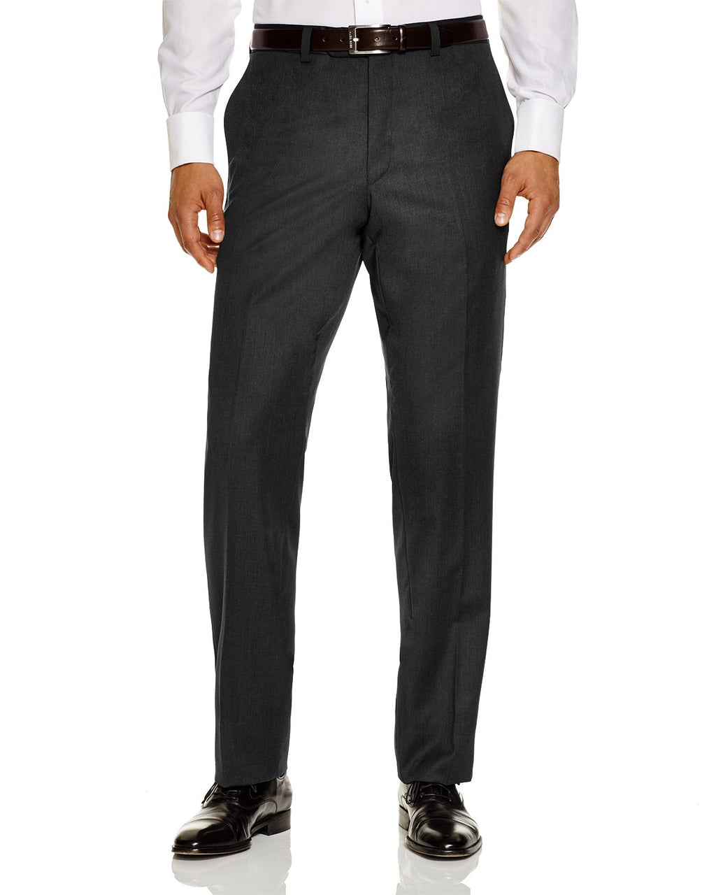 KOLT • Charcoal Grey • Modern Fit Trouser • Loro Piana •