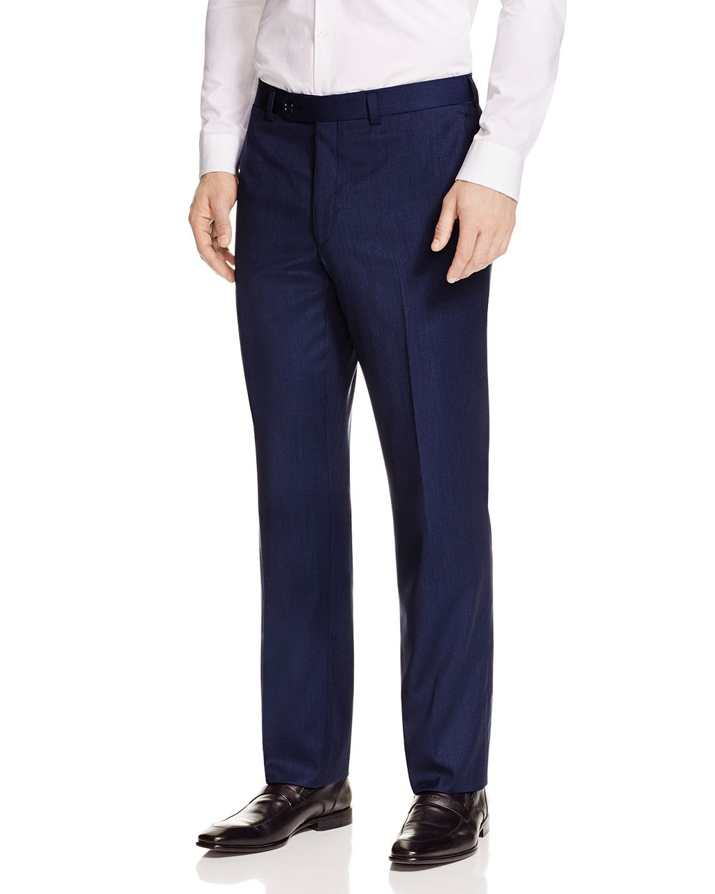 KOLT • High Blue • Modern Fit Trouser • Loro Piana