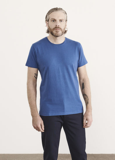 Blue River - ICONIC PIMA COTTON STRETCH T-SHIRT