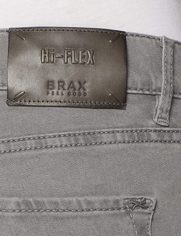 Brax Chuck Five Pocket Silver Hi-Flex