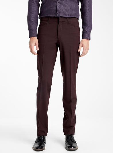 Port Franco Slim Fit Trousers