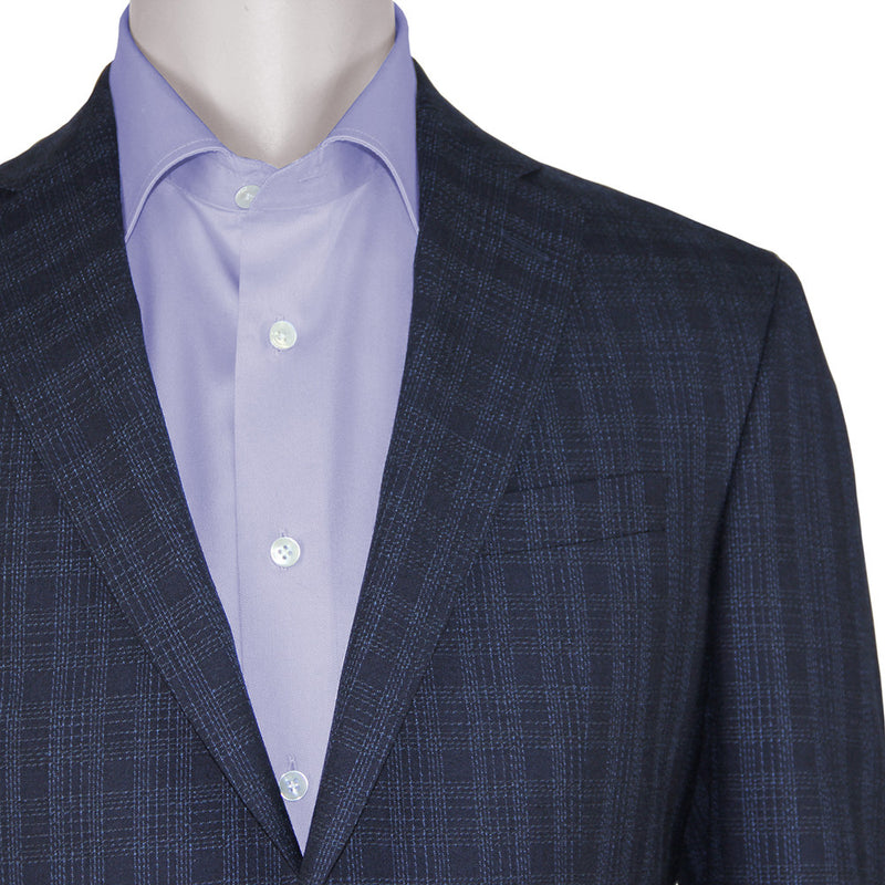 Navy Sport Coat by Jack Victor
