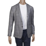 Gray Prince-of-Wales Check Sport Jacket - Buy it Online!!