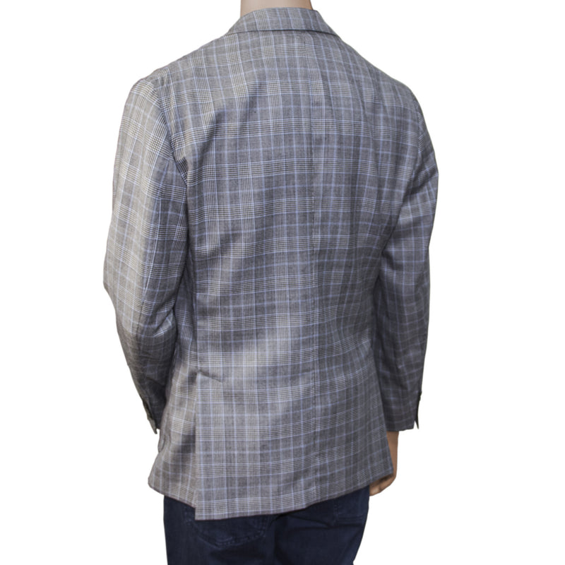 Prince of Wales Plaid Sport Jacket • Slim Fit
