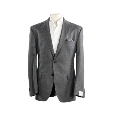 Grey Modern Fit  Suit - Jack Victor