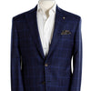Blue Check - Modern Fit -  Jack Victor 1913