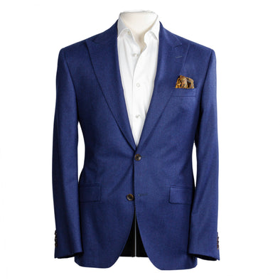 Jack Victor - Royal Blue  - Contemporary Fit