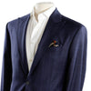 Jack Victor - Blue Check  - Modern Fit