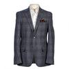 Gray Check Contemporary Fit Sport Coat - Boutique Jacques