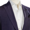 Ted Baker - Solid Purple Slim Fit Suit