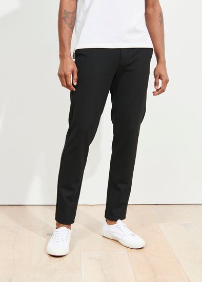 Tech-Stretch Drawstring Trousers - PATRICK ASSARAF