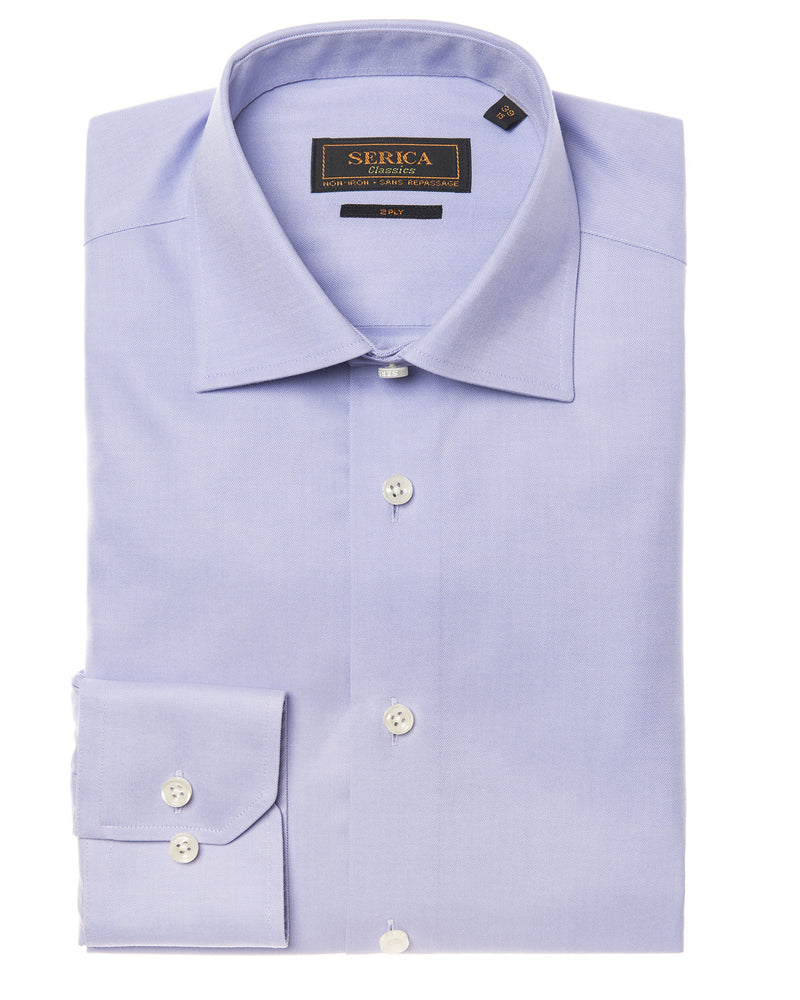 Mauve Dress Shirt • Contemporary Fit