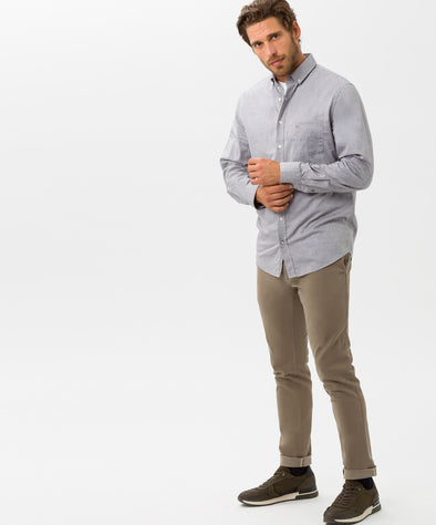 Brax Fabio Desert Slim Fit Chino Hi-Flex
