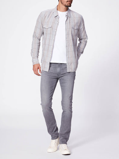 Lennox - Terry - Slim Fit Jean - PAIGE