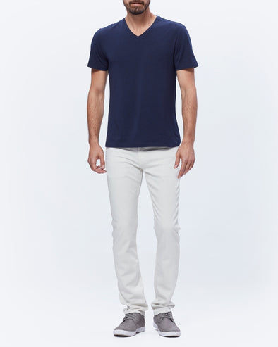 Lennox - Coconut Milk - Slim Fit Jean - PAIGE