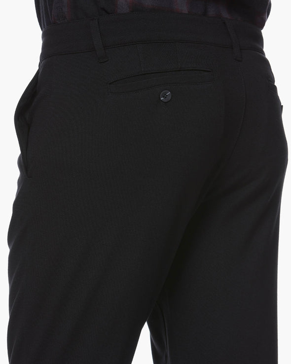 Stafford - Black  Slim Fit Trouser - PAIGE