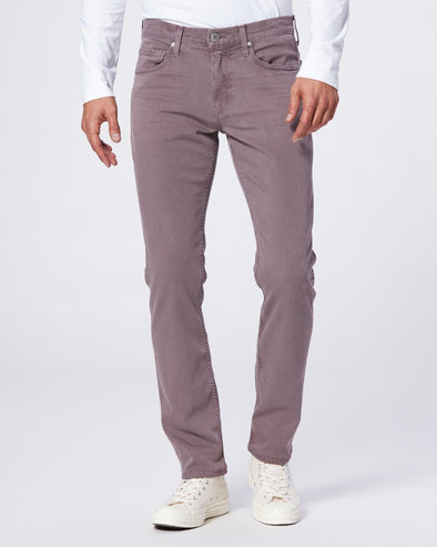 Lennox - Vintage Dusty Plum - Slim Fit Jean - PAIGE