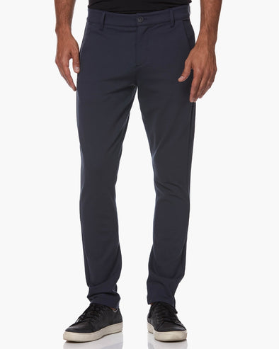 Stafford Trouser - Deep Anchor - Slim Fit Trouser - PAIGE