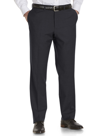 Navy Voyageur Classic Fit Travel Pants