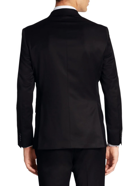 Black Zoro Suit (Separates) Slim Fit