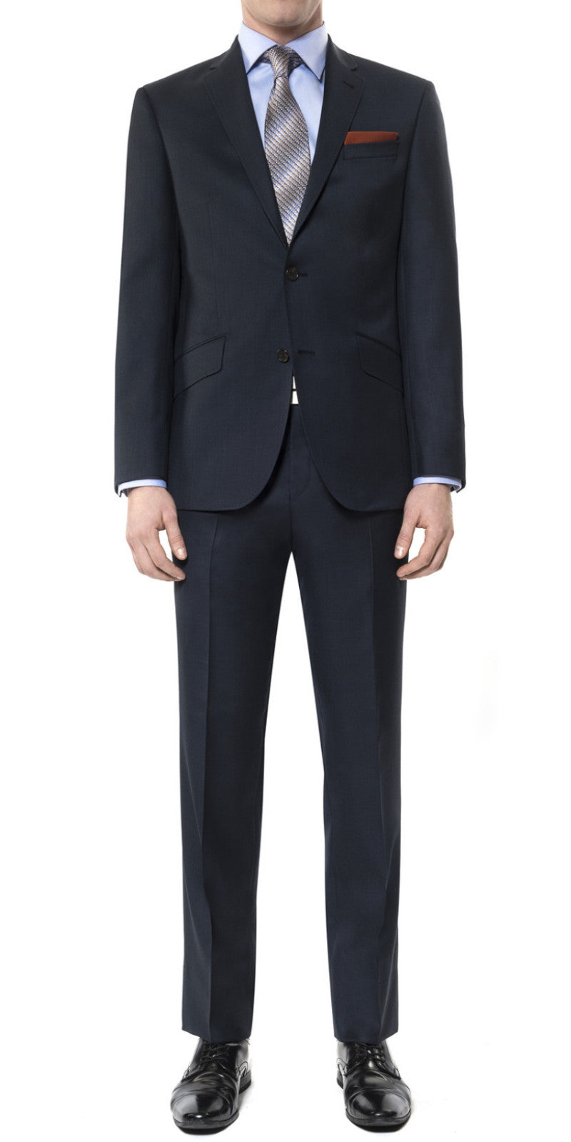Navy Blue suit by Ted Baker