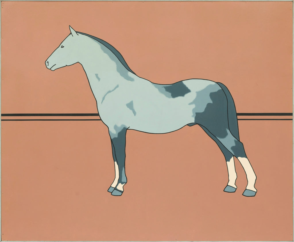 PONY, by Patrick Caulfield at Roseberys auction house