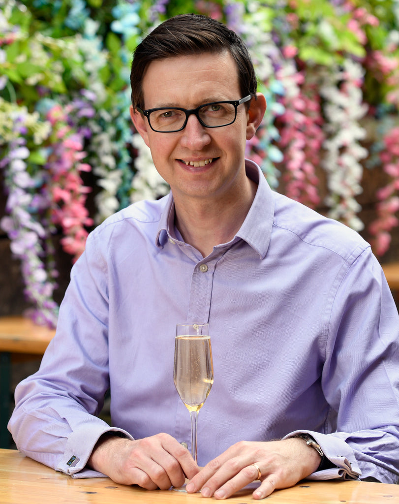 Wine Talks British Business with Miles Beale CEO The Wine and Spirit Trade Association