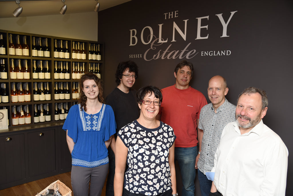 Bolney Vineyard Interview  by The English Wine Collection