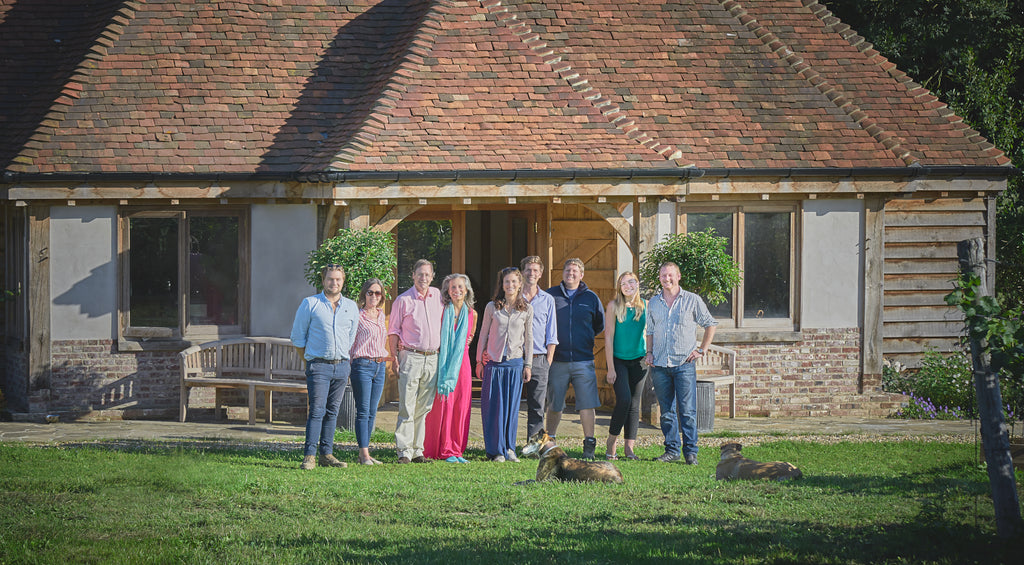Wiston Vineyard Interview By The English Wine Collection