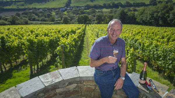 Wine Talks British Business with Bob Lindo from Camel Valley