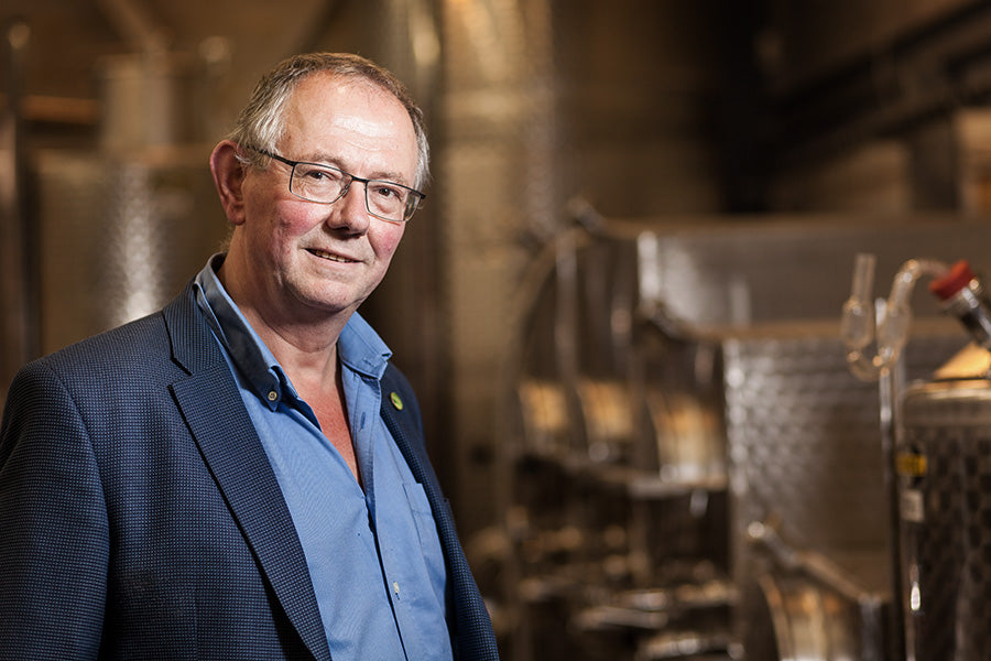 Wine Talks British Business with Chris Foss Curriculum Manager at Plumpton Wine College