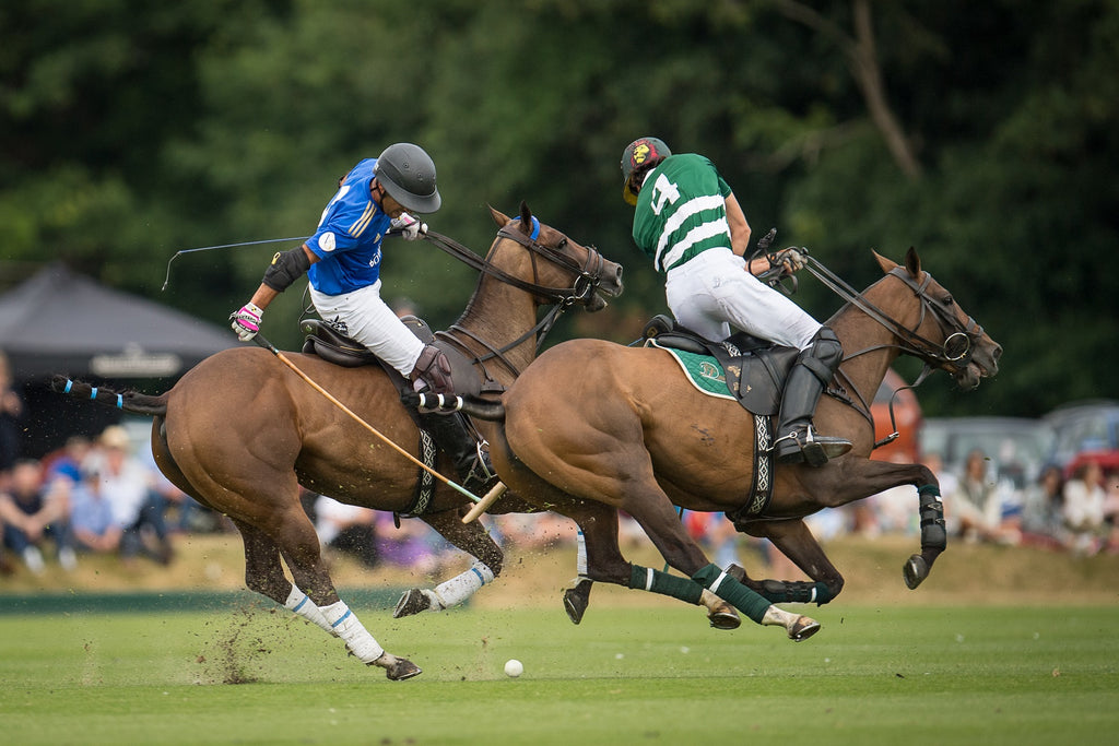 Cowdray Park Polo Club and English sparkling wine