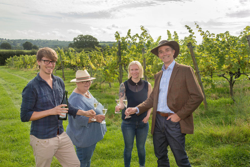Astley Vineyard interview by The English Wine Collection
