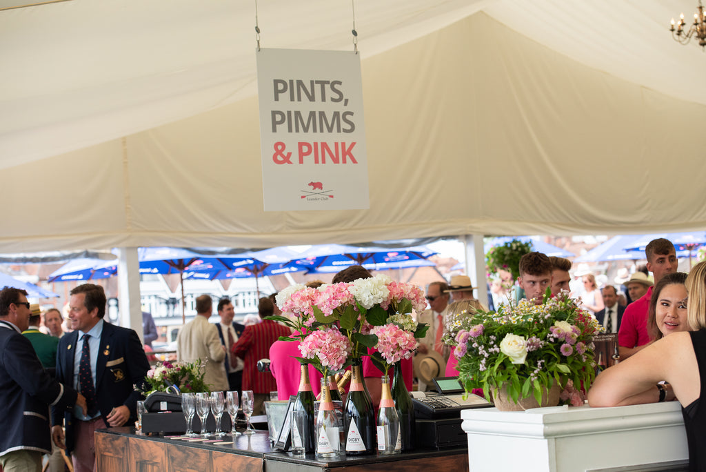 Leander Club and English Sparkling wine