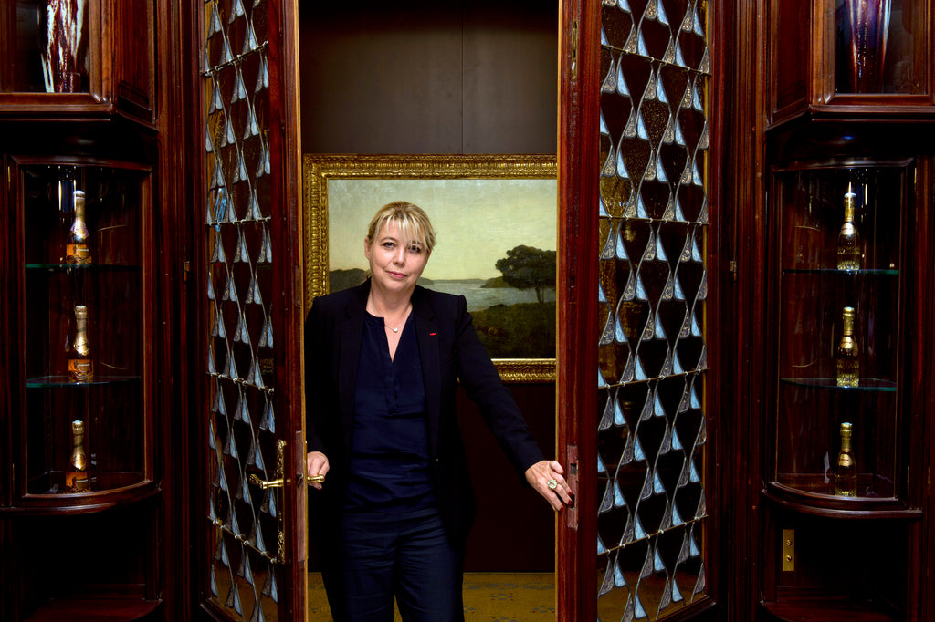 Nathalie Vranken - Louis Pommery on Wine Talks British Business