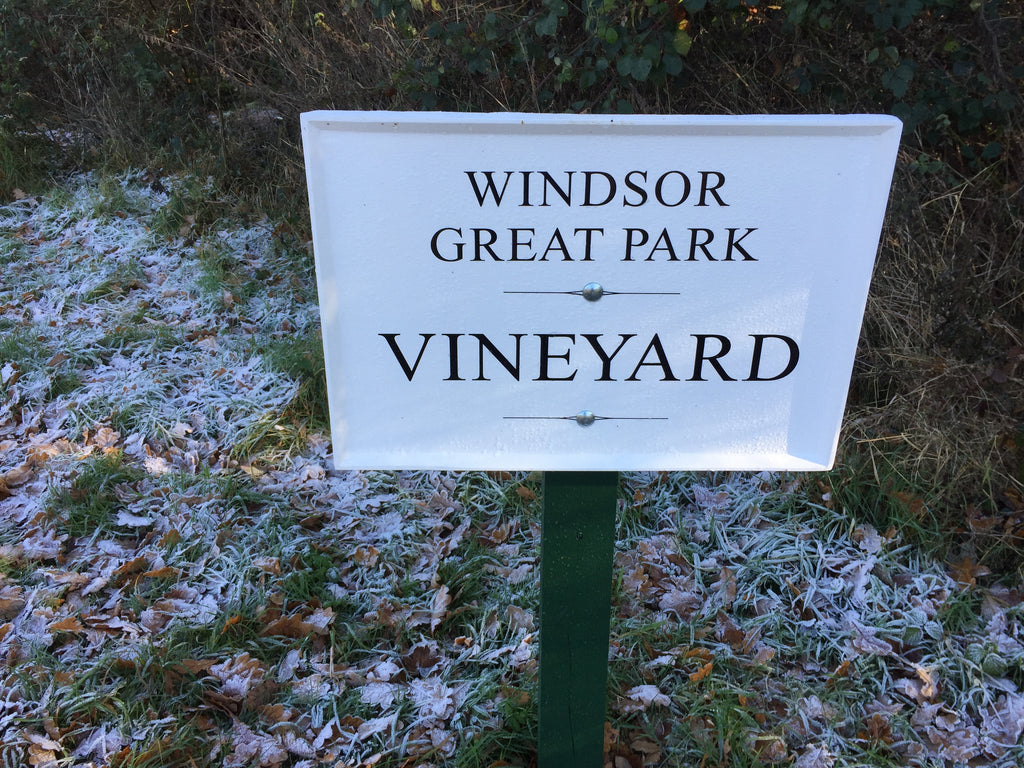 Video of the 2013 Windsor Great Park harvest