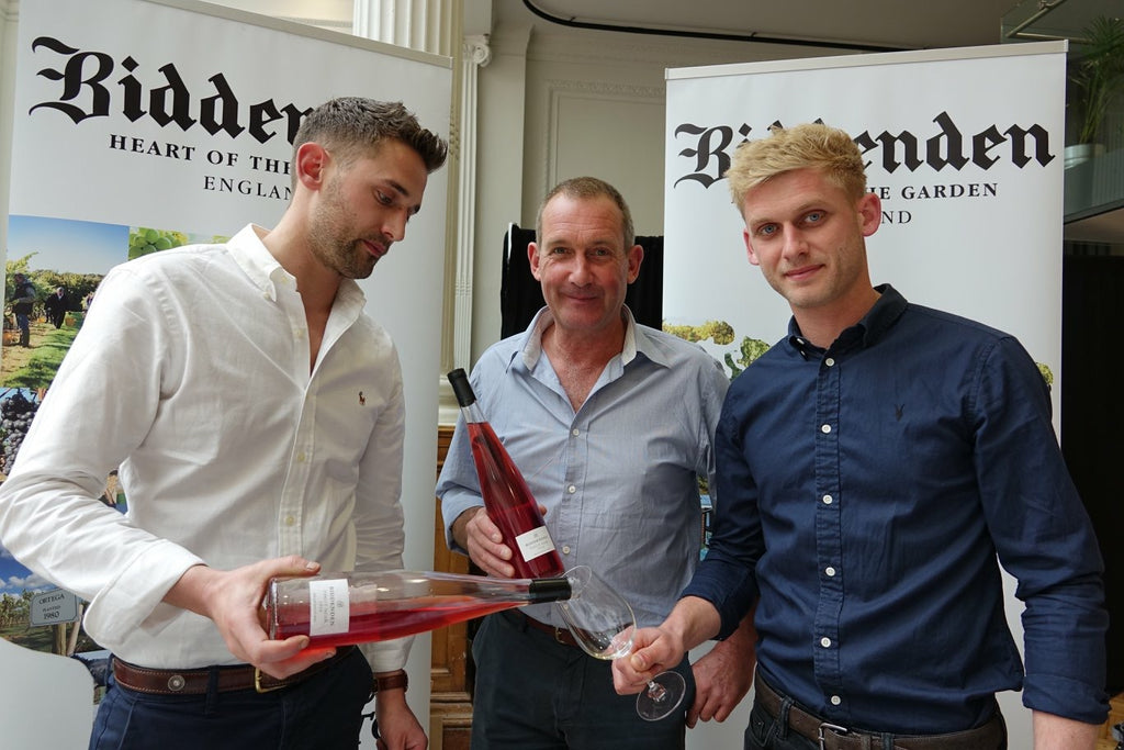 Biddenden Vineyard interview by The English Wine Collection